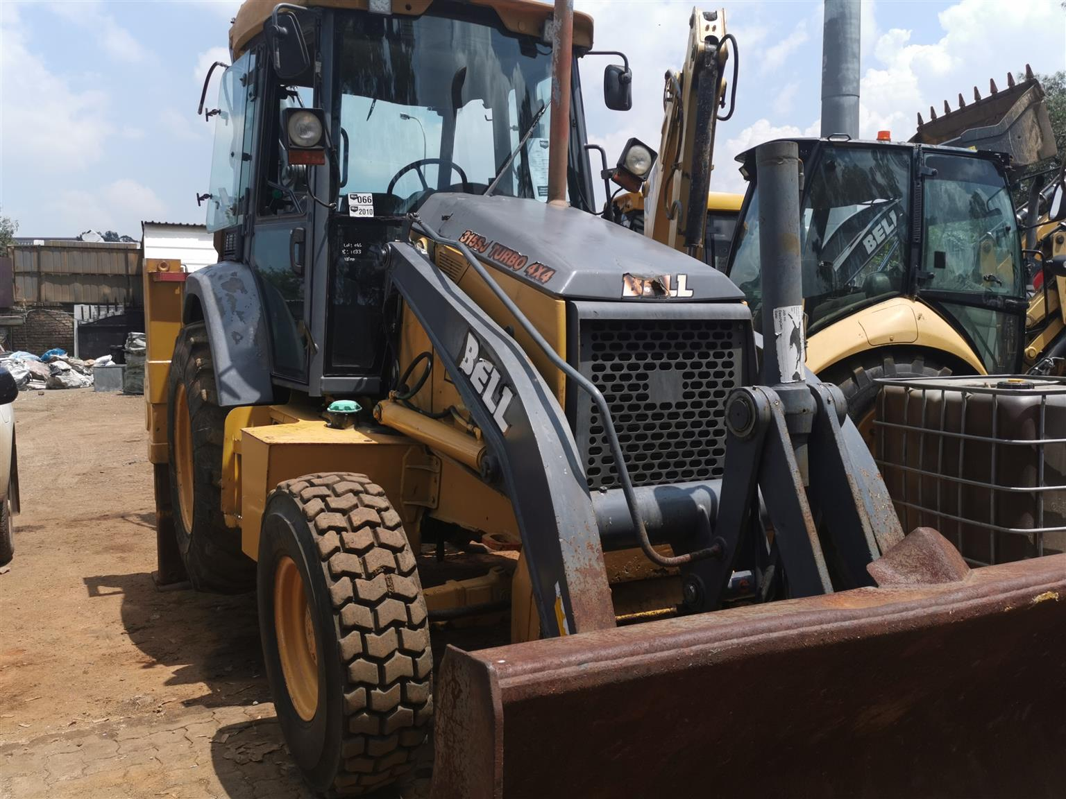 TLB hire long and short-term contracts