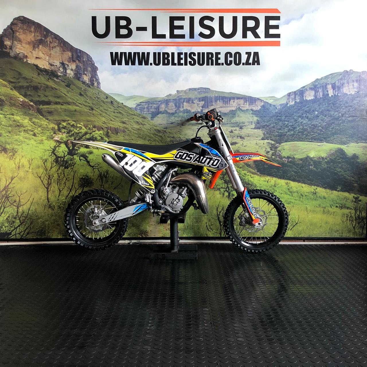2017 KTM 65 SX | UB LEISURE