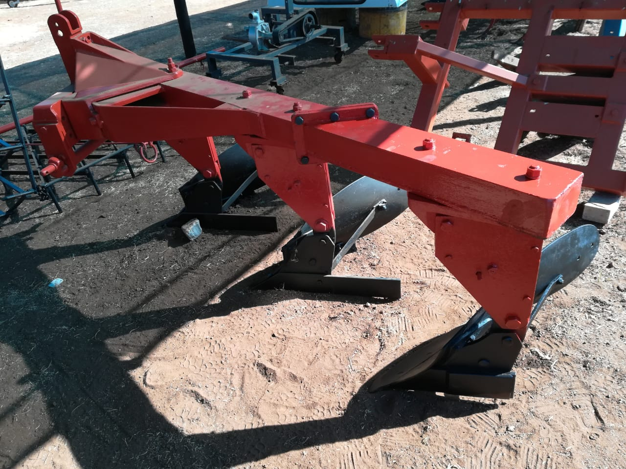 plough 3 furrow