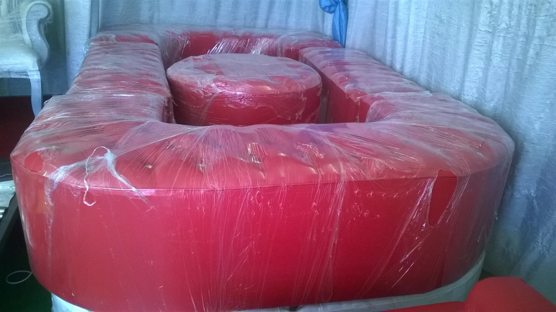 COUCH AND OTTOMAN SETS FOR SALE AT BARGAIN PRICES