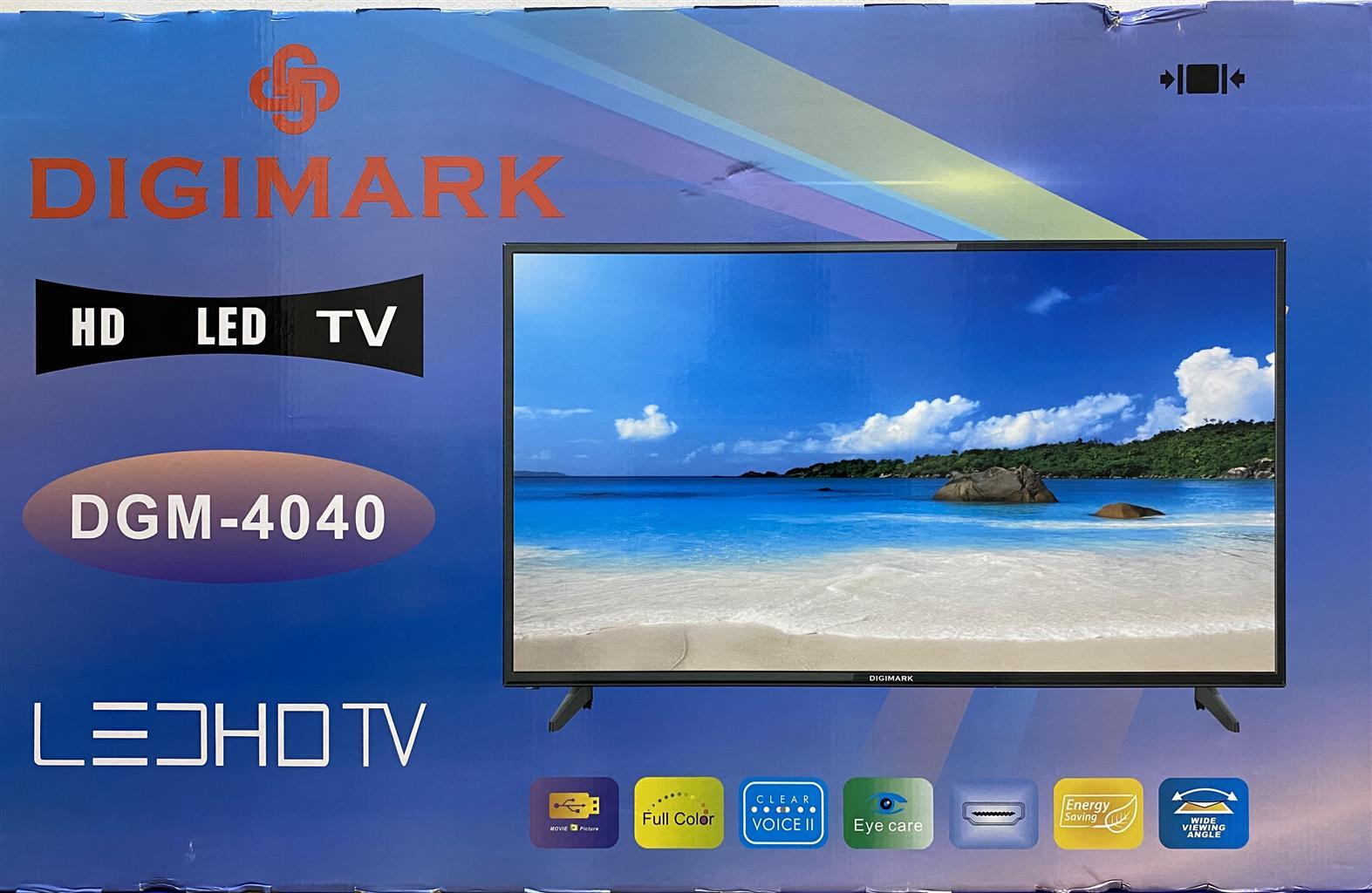 40 inch DIGIMARK tvs