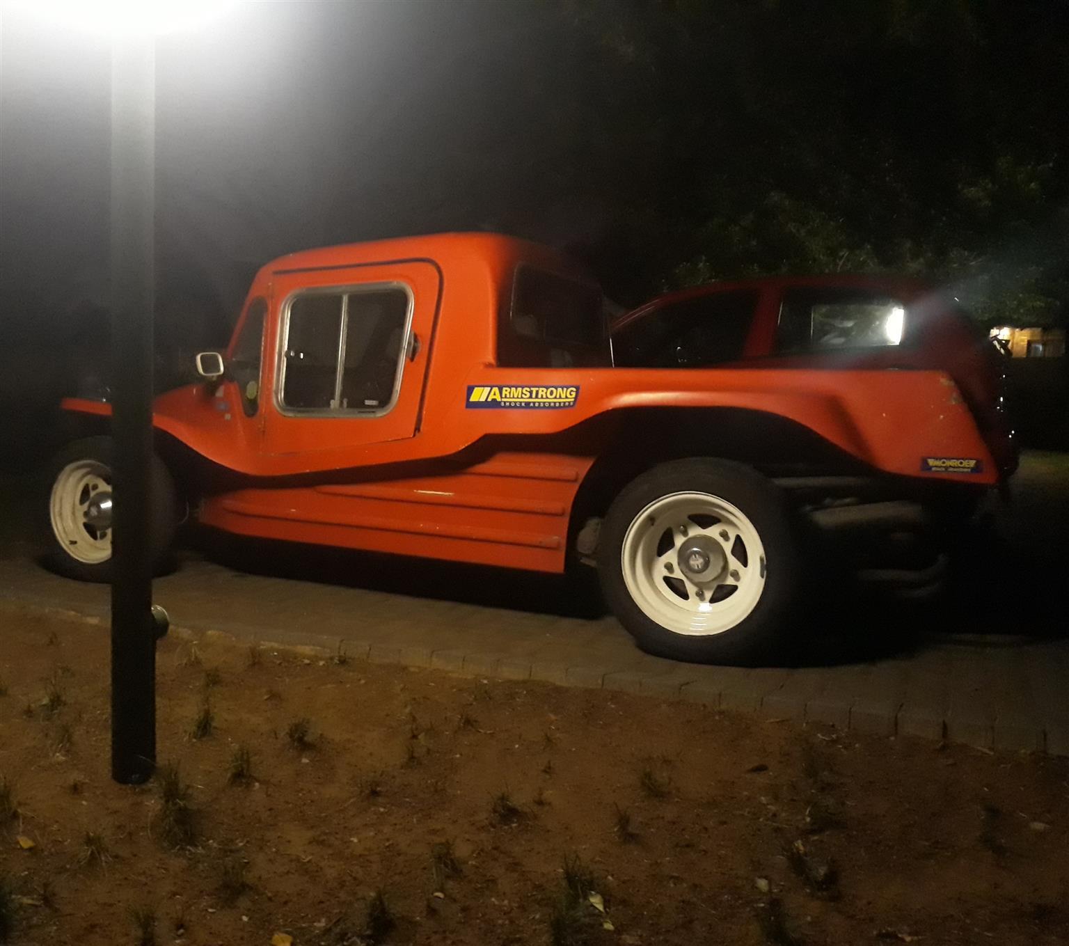 1986 VW Beach 1.9TDI