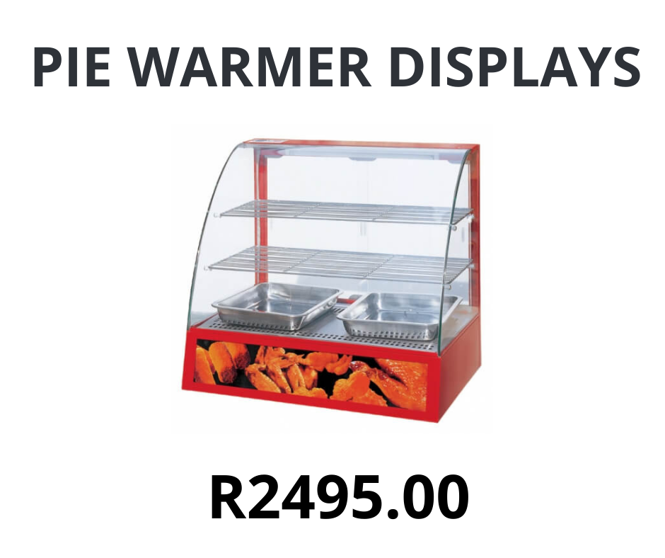 Pie Warmers 827mm