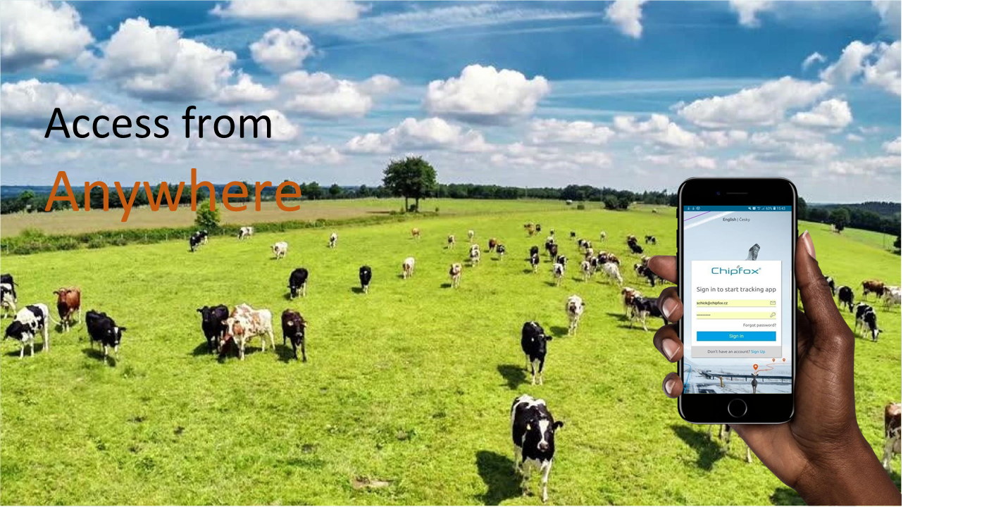 Goat GPS Tracker also for Sheep/Cattle