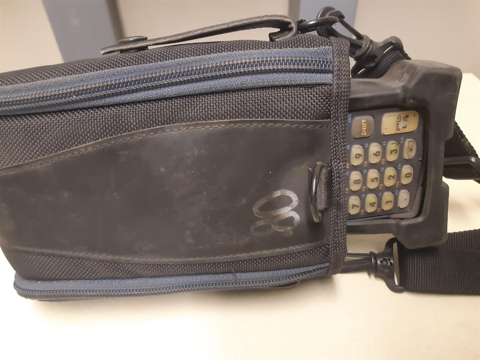 Motorolla barcode handheld systems