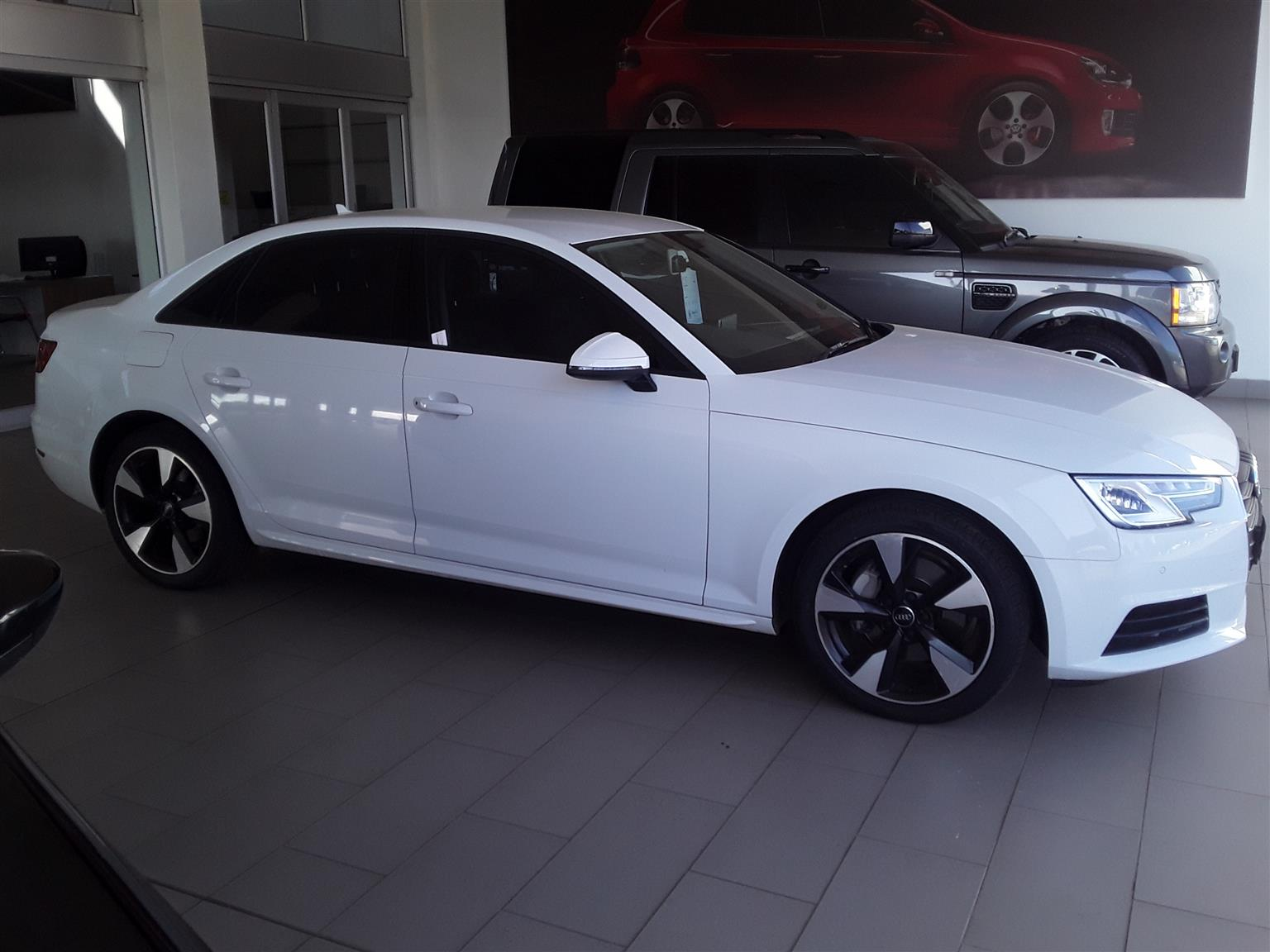 2017 Audi A4 sedan A4 2.0 TDI STRONIC (B9)