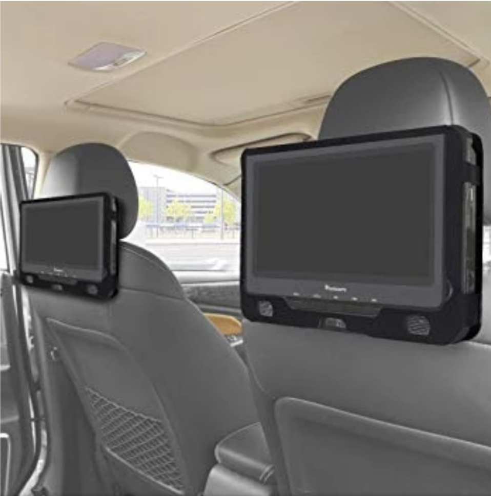 Sansui Car DVD Headrest
