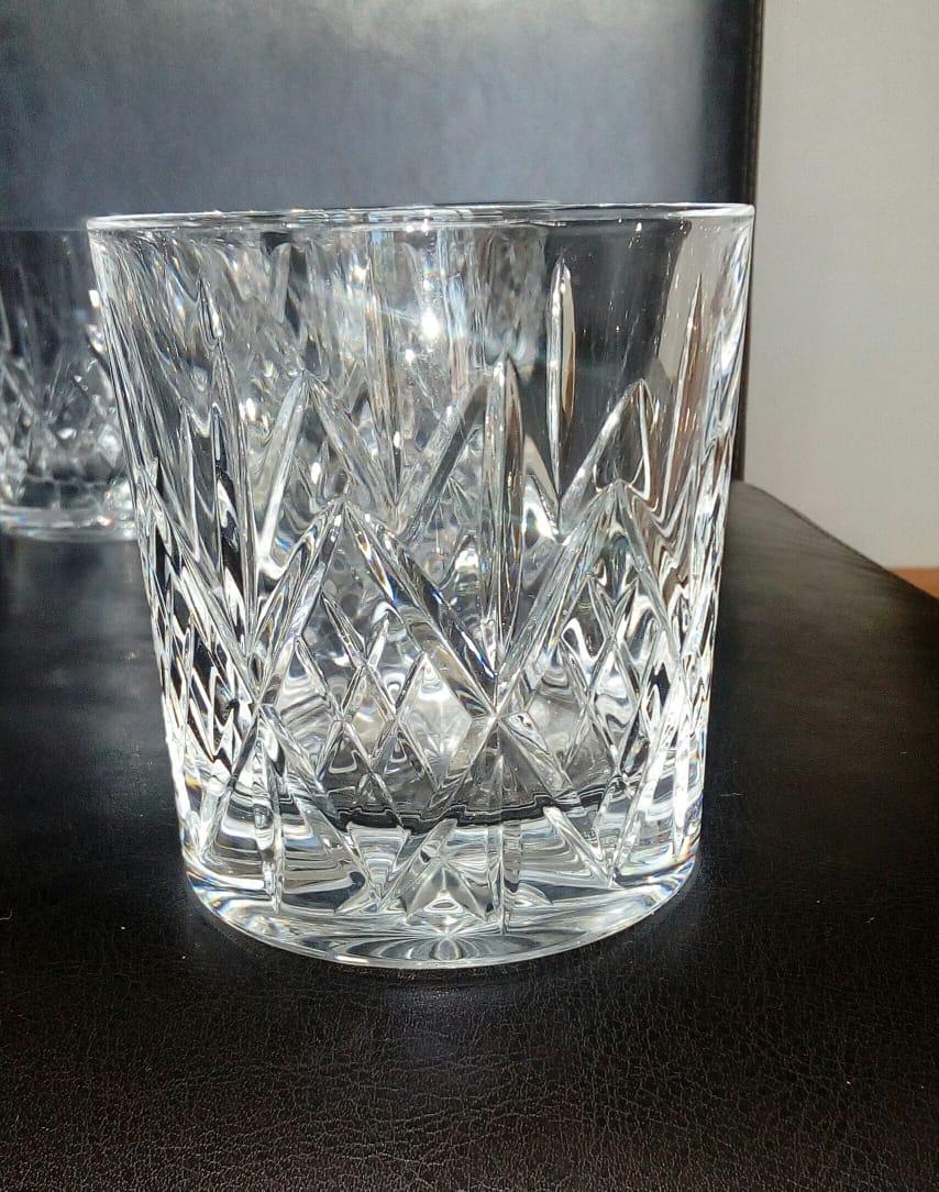 LEAD CRYSTAL GLASSES