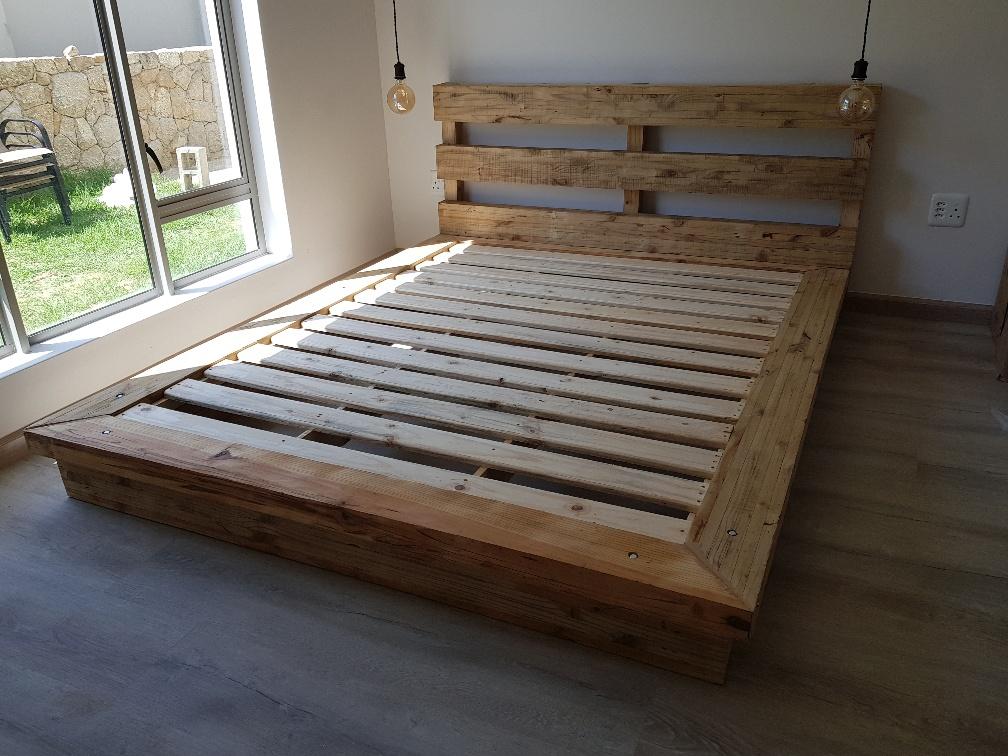 Beautiful and unique custom made furniture.