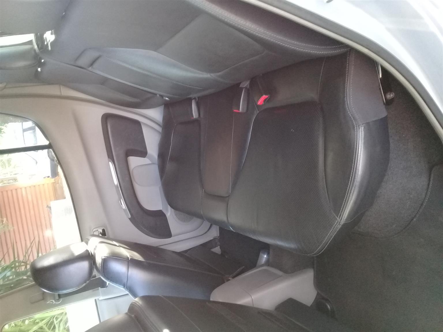 2009 Mitsubishi Triton 3.5 V6 4x4 double cab