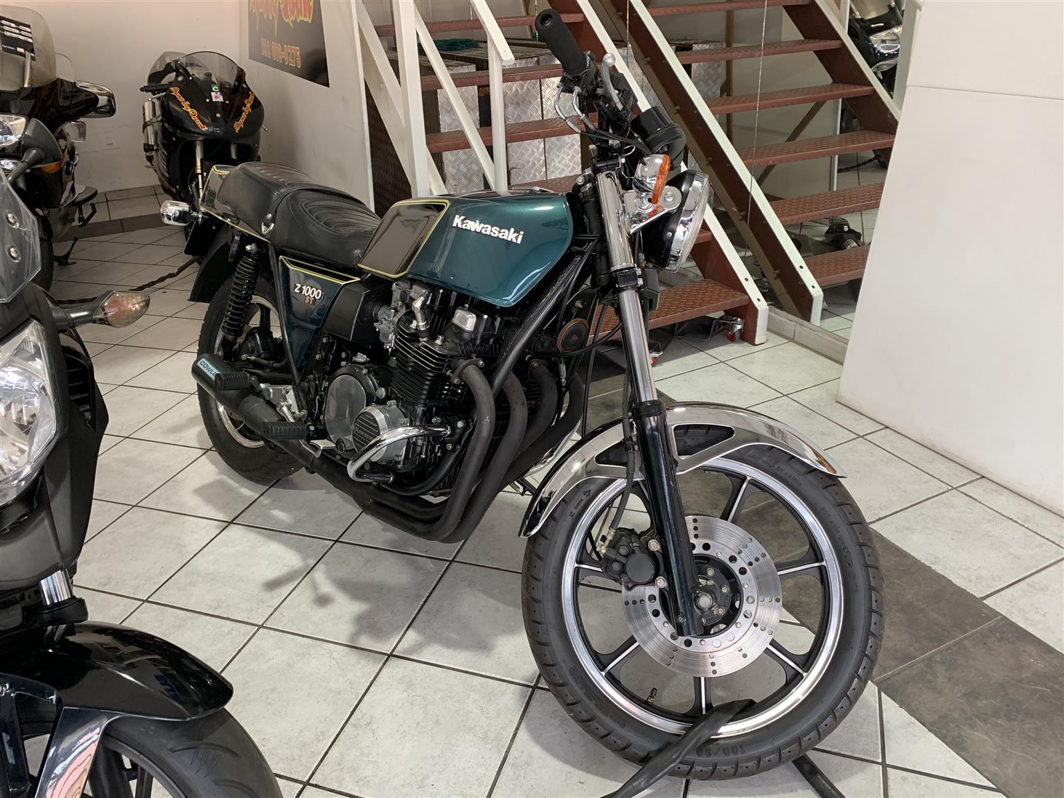 1980 Kawasaki Z1000