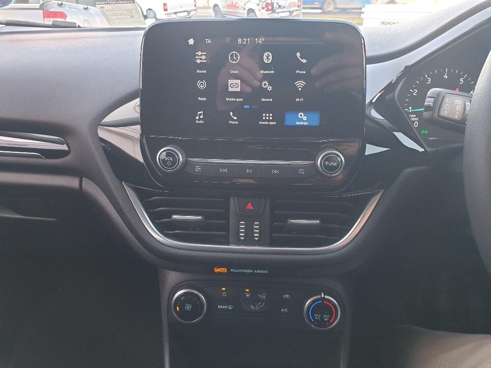 2018 Ford Fiesta hatch 5-door FIESTA 1.0 ECOBOOST TREND 5DR