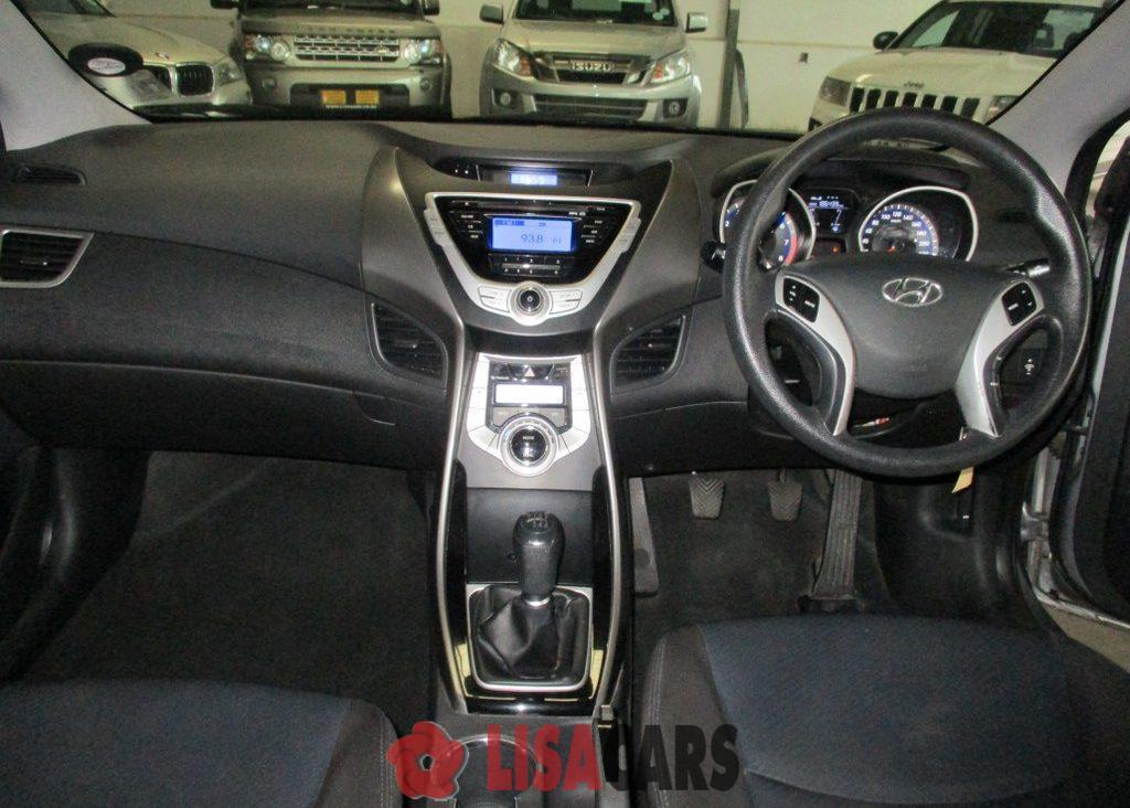2012 Hyundai Elantra 1.6 GLS
