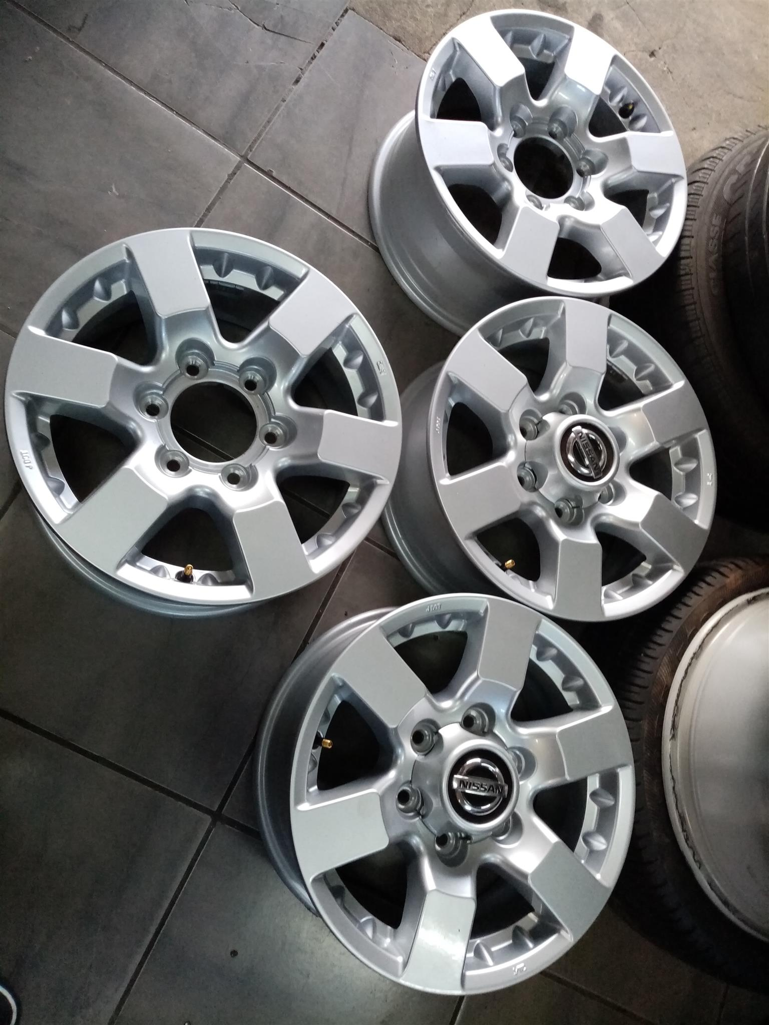 """16"""" NP 300 mag wheels only"""