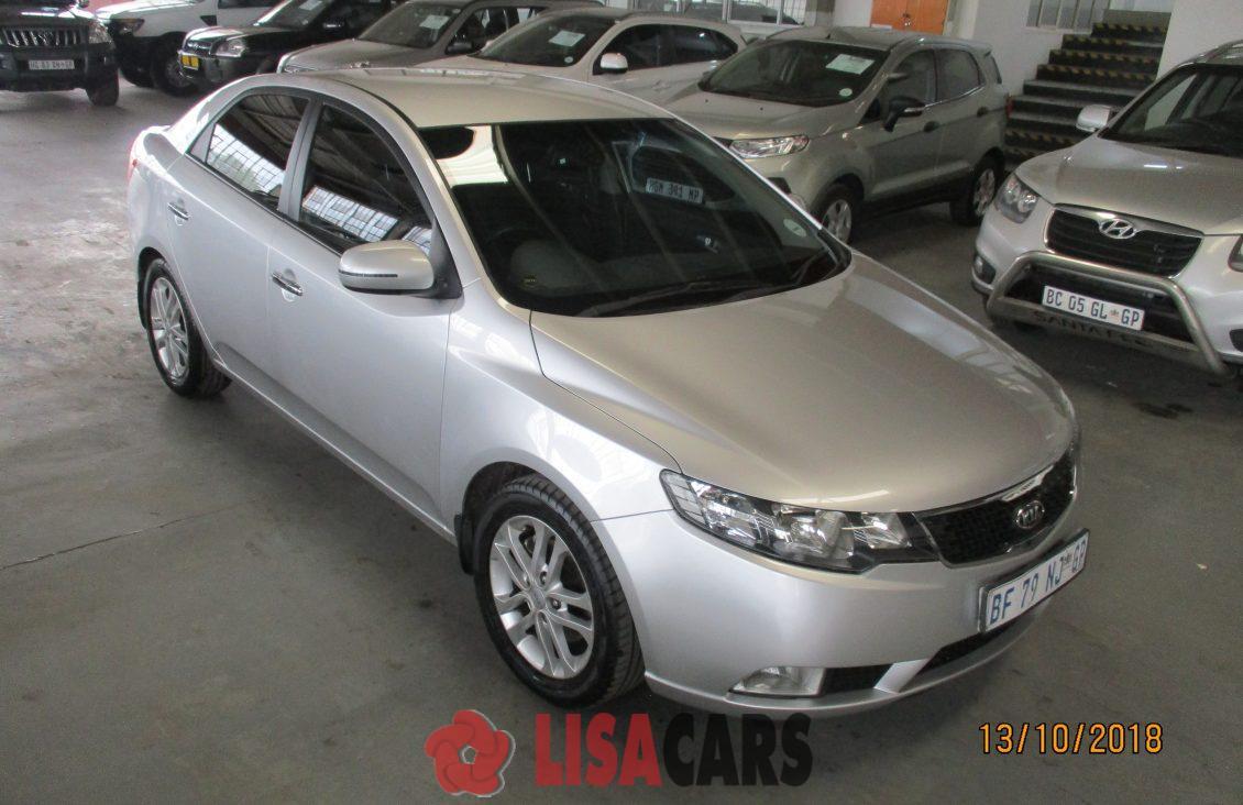 2011 Kia Cerato hatch 1.6 EX