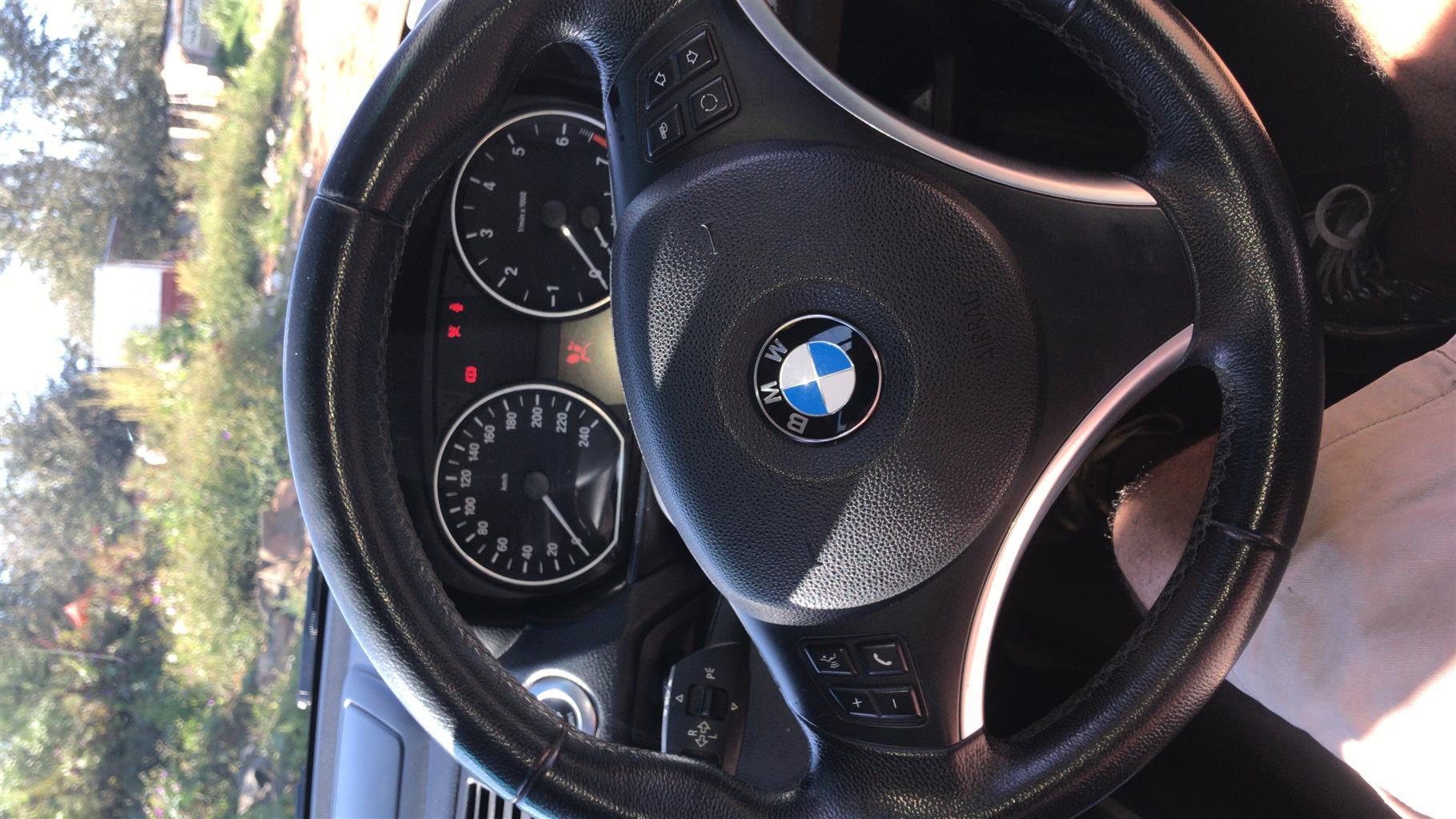 2010 BMW 1 Series 116i 5 door