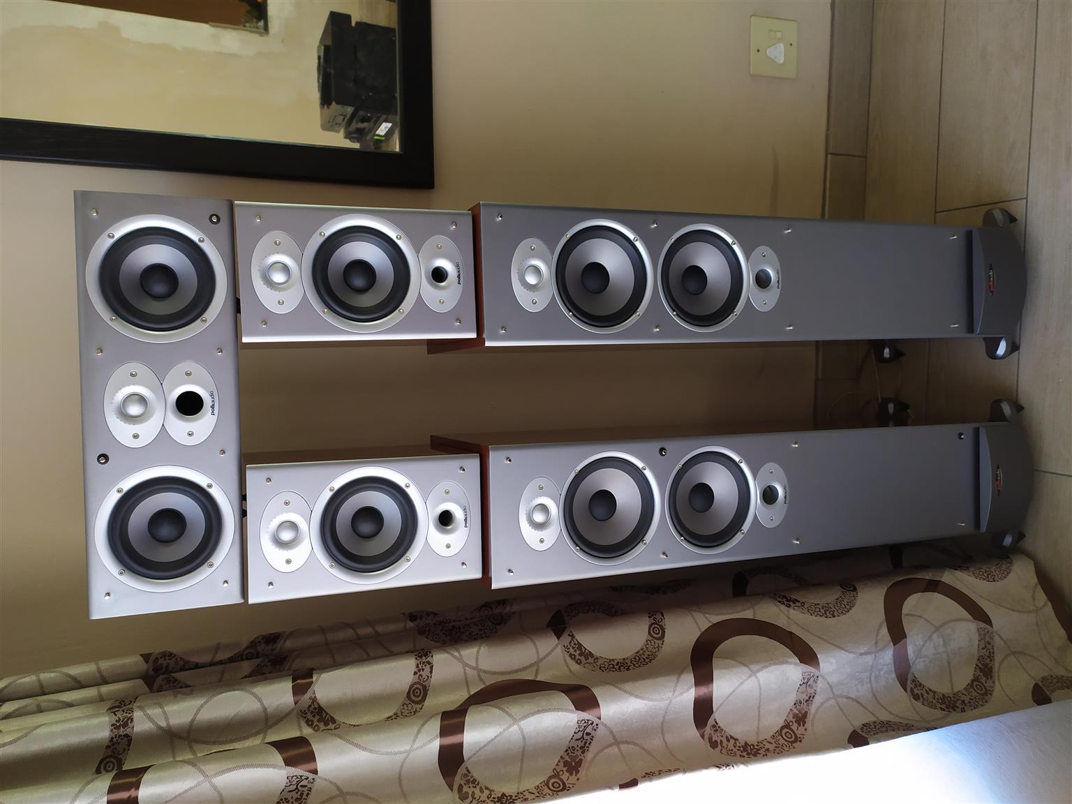 Polk Rti Speaker Set