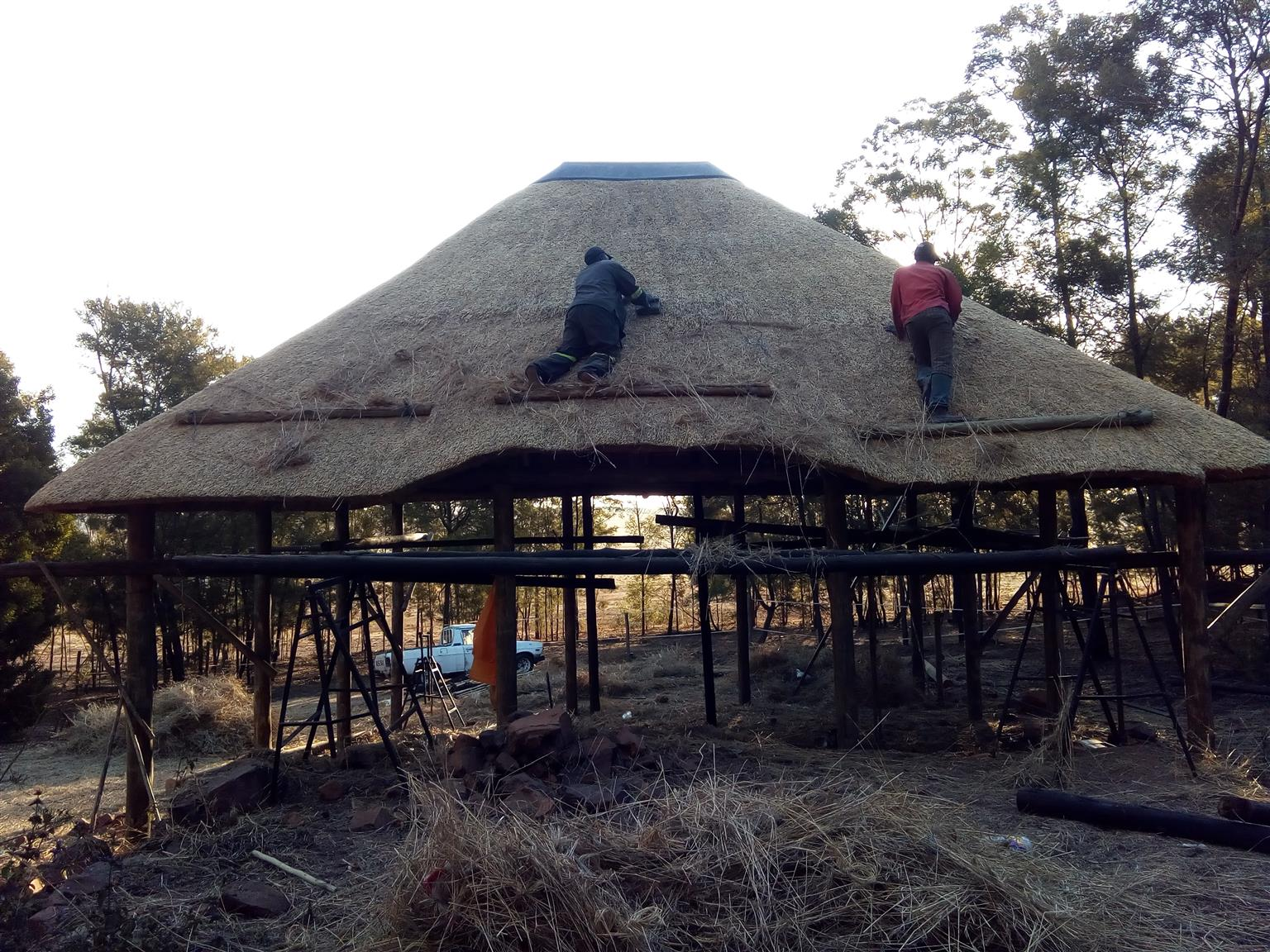 Lapa and thatch harvey roof specialists at best prices