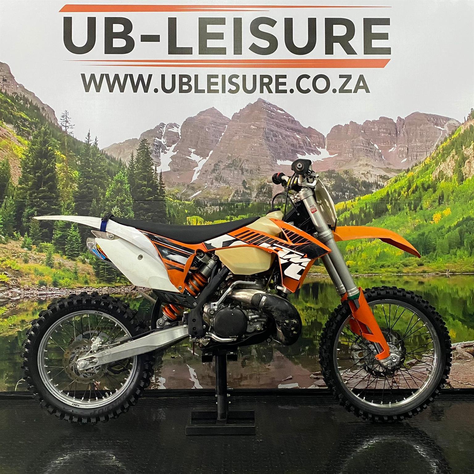 2013 KTM 300 XCW | UB LEISURE
