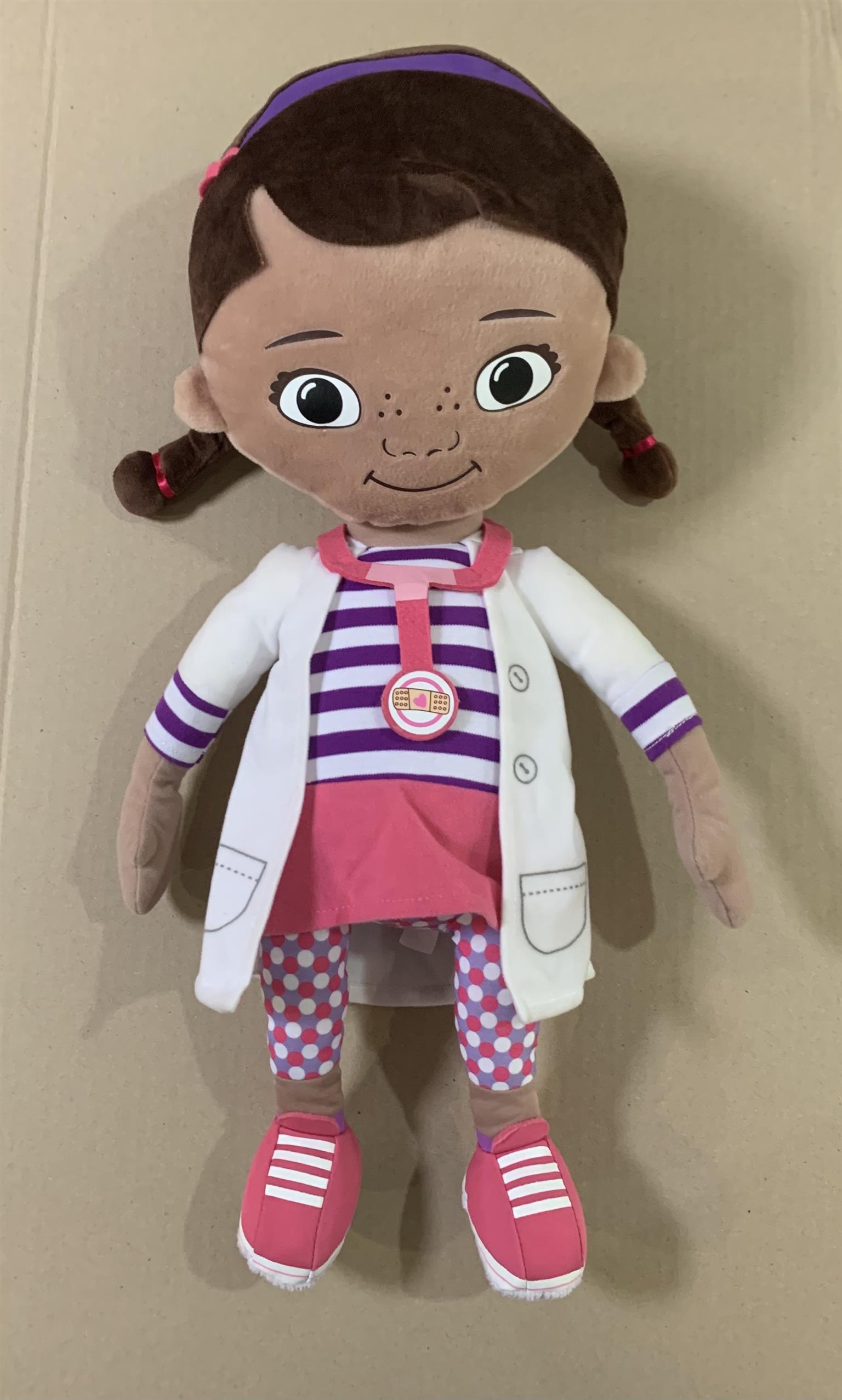 Doc McStuffins 60cm soft toy