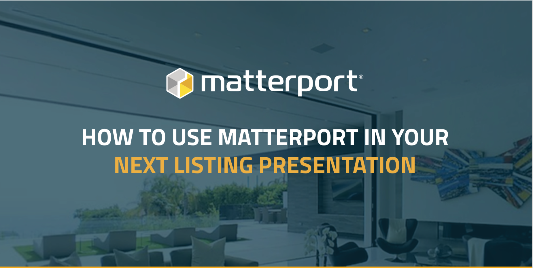 3D Walkthroughs And Virtual Reality To Win More Leads Or Customers With Matterport South Africa!