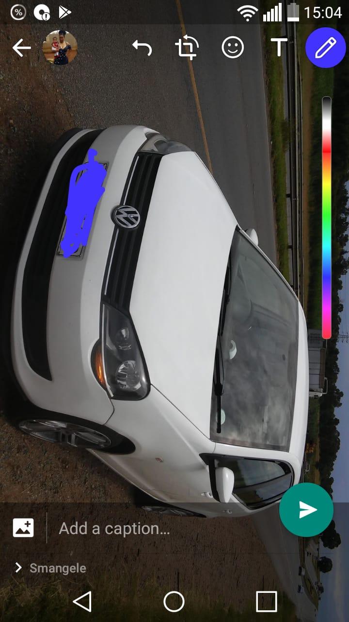 2014 VW Polo Vivo hatch 5-door POLO VIVO 1.6 HIGHLINE (5DR)