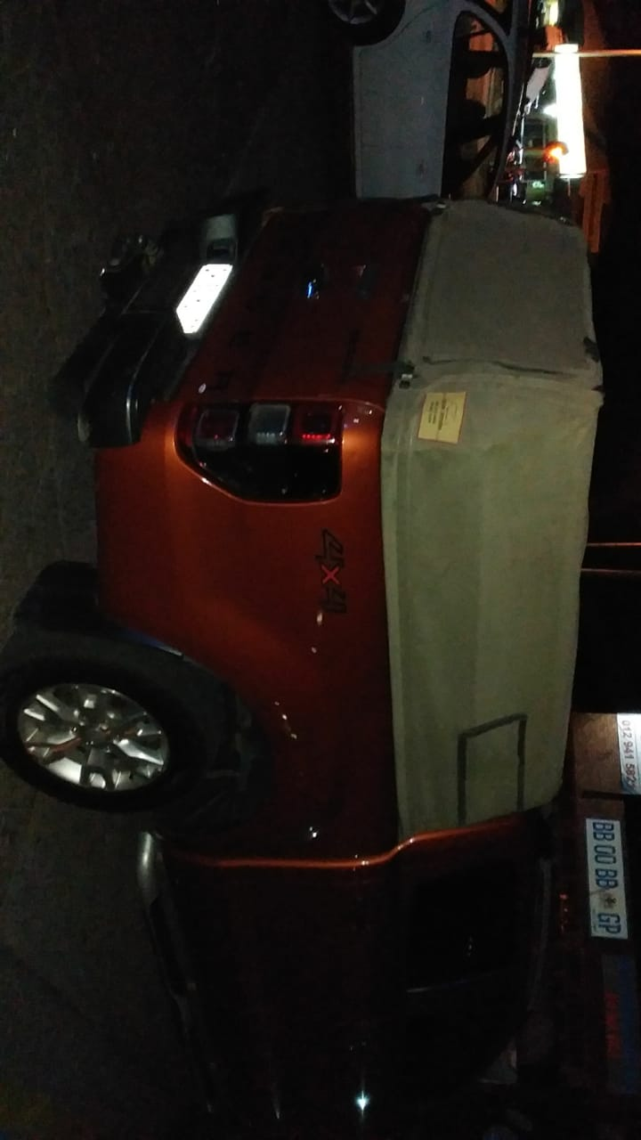 Ford ranger double cab canvas canopy