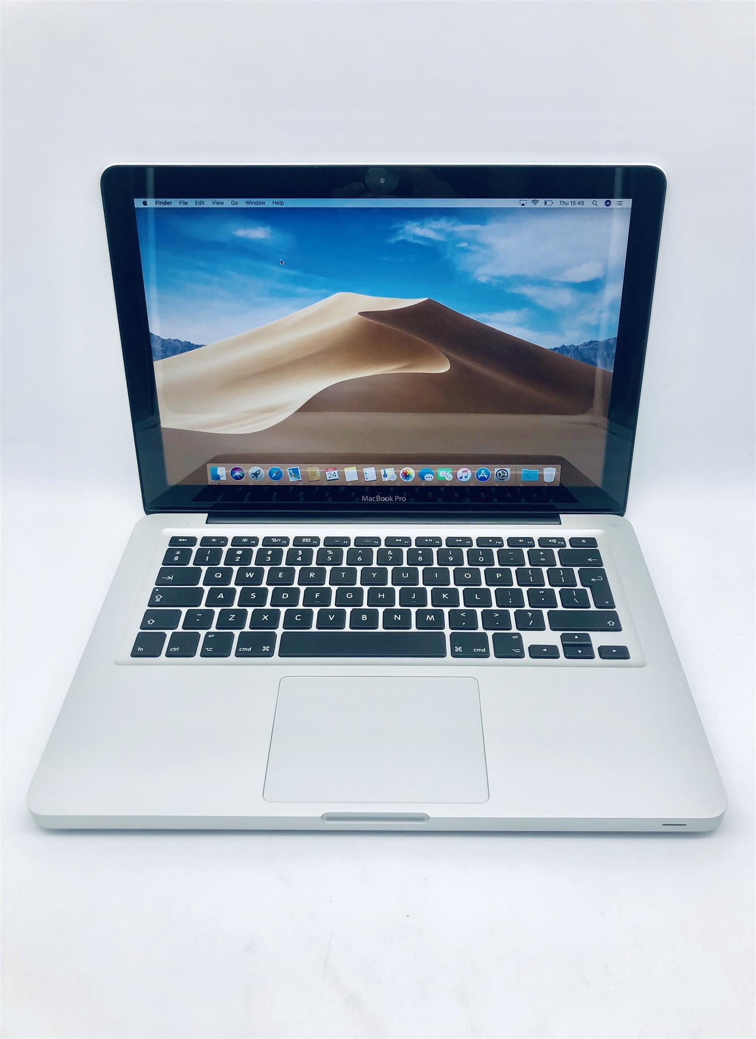Apple MacBook Pro 13-inch 2.5GHz Dual-Core i5 (8GB RAM, 2TB SSD, Silver) - Pre Owned