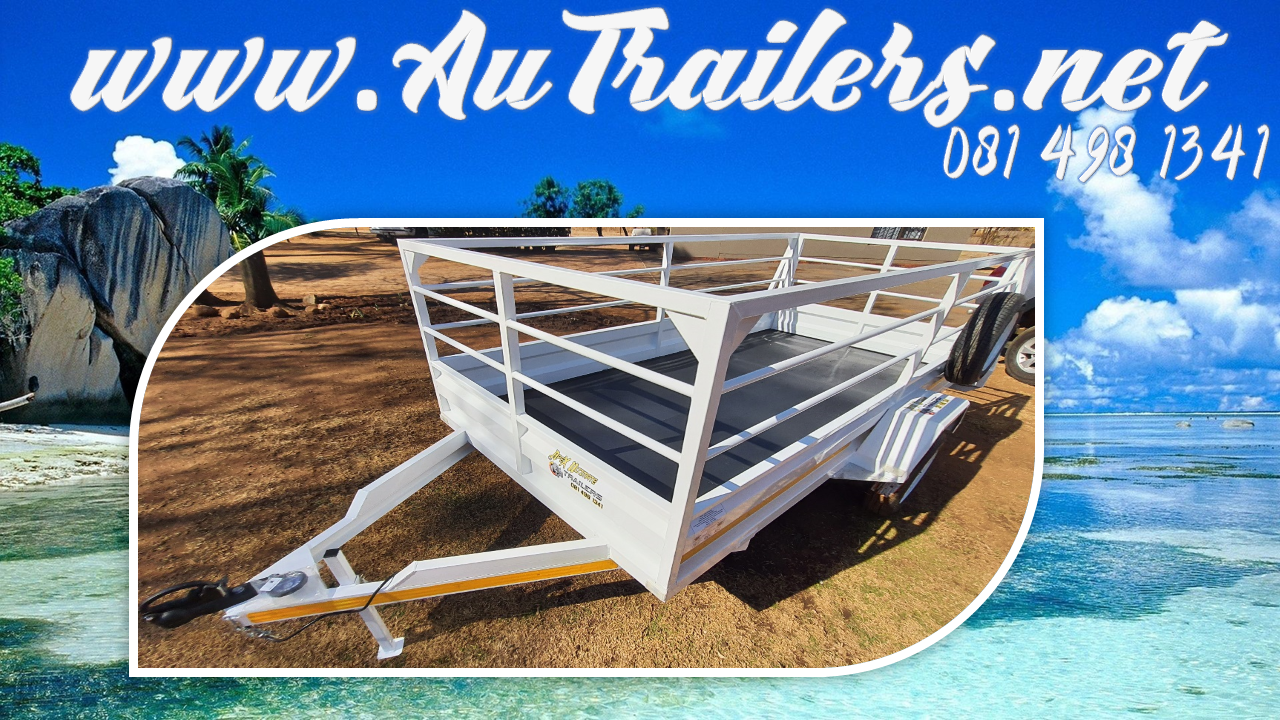 New Design Trailer 3 Meter