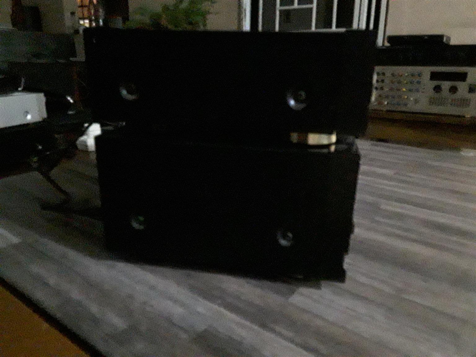 Sherwood Tuner & Tape Deck