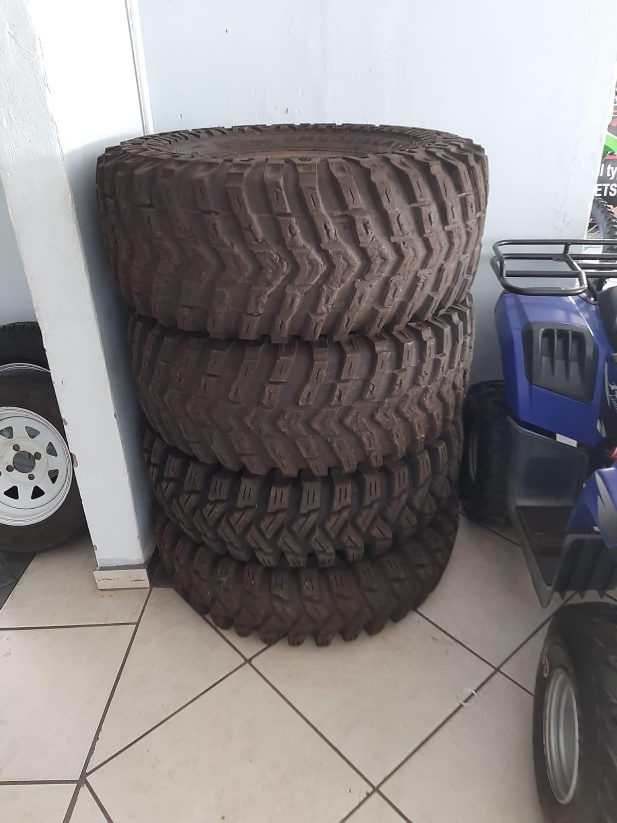 Truck tyres Mudzilla lt 35x13.50 15 LT