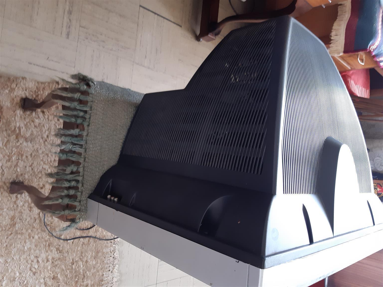 Box type tv