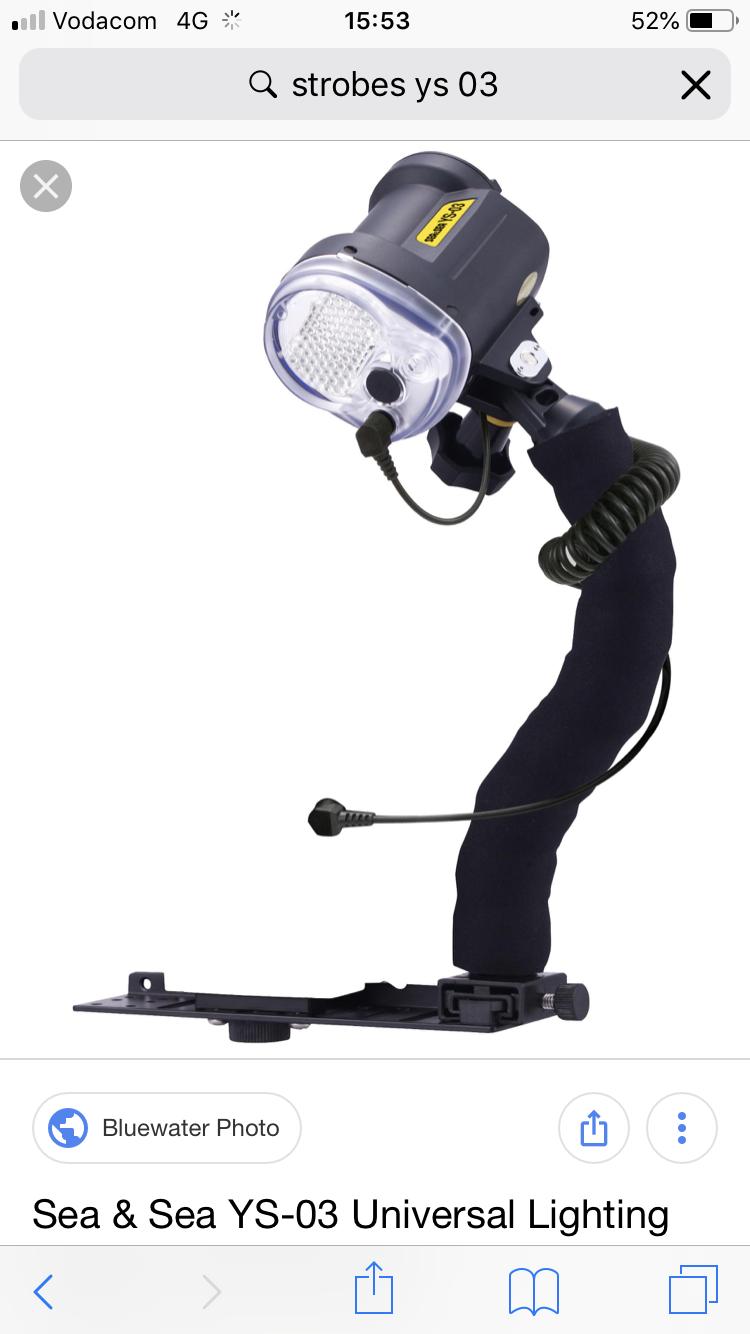 Camera Strobe light