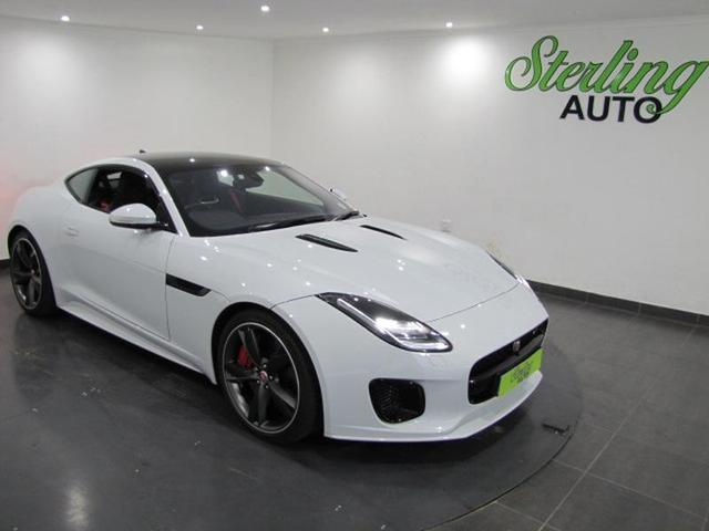 2018 Jaguar F-Type coupe F TYPE S 3.0 V6 COUPE R DYNAMIC A/T