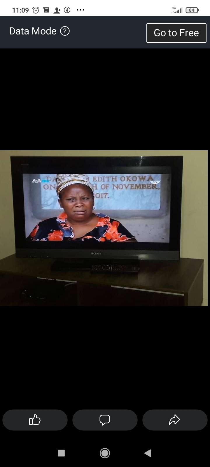 "32"" Sony Bravia TV for sale"
