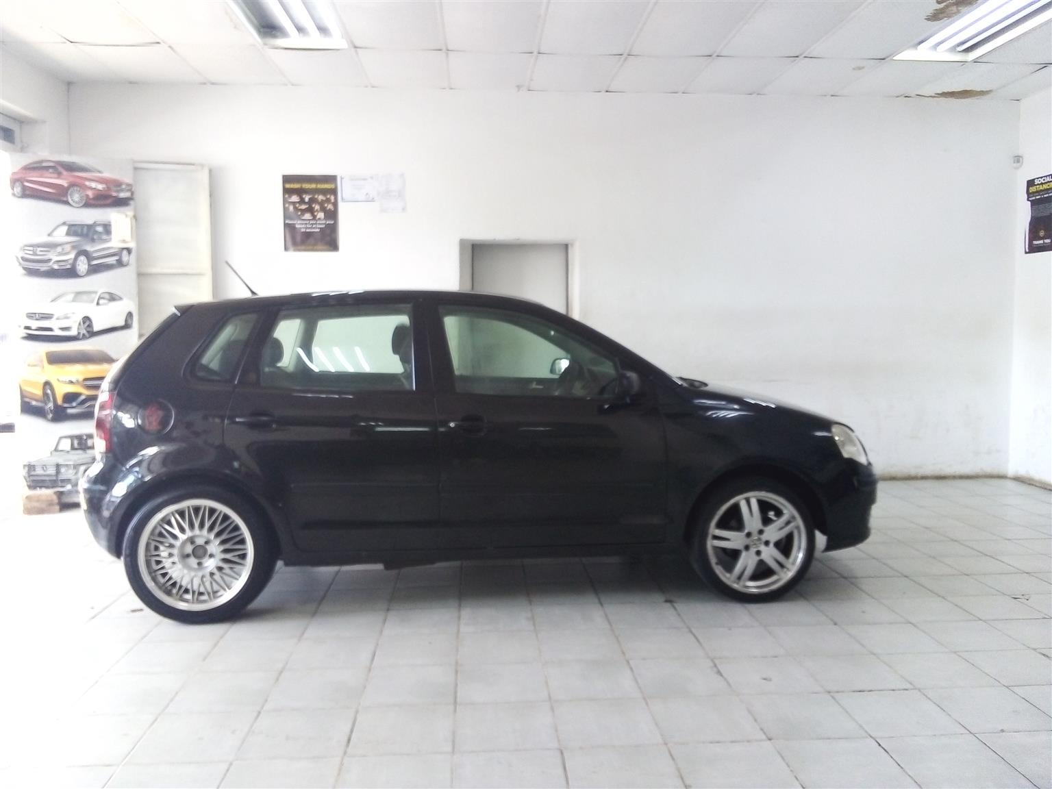 2004 VW Polo 1.6 Trendline