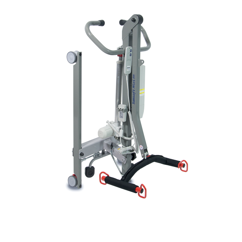 Foldable Electric Patient Lifter - Samsoft Mini - Made in France. On Sale, FREE DELIVERY.