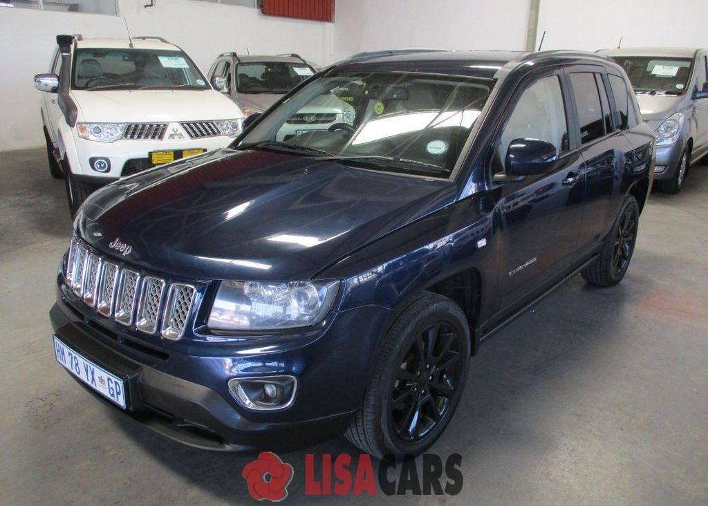 2014 Jeep Compass 2.0L Limited auto