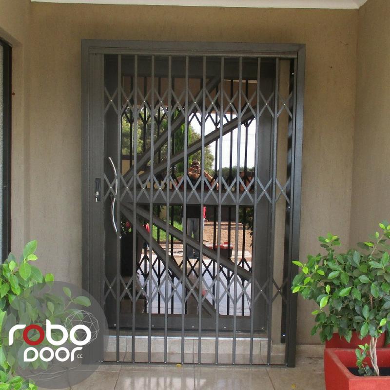 Trellis Sliding Security Doors And Burglar Proofing