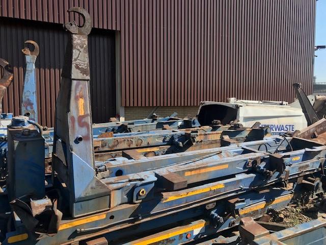 16/20 Ton Hooklift Bodies