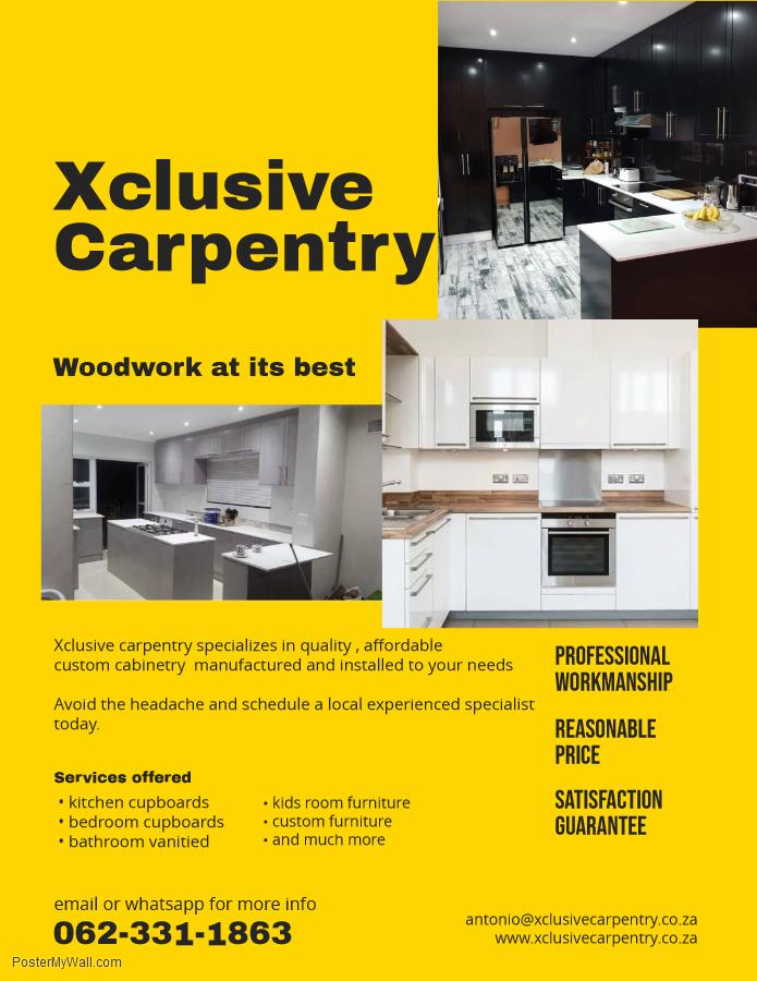 Xclusive Carpentry