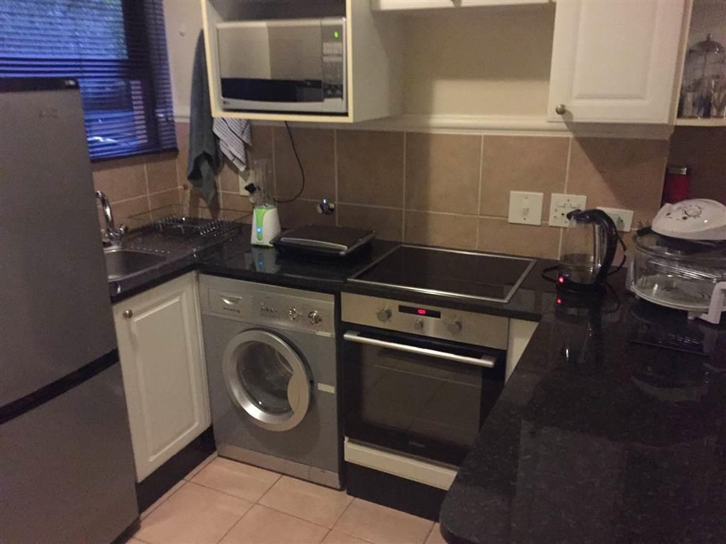 Melrose  - Fully furnished 2 bedrooms 1 bathroom apartment available R14500