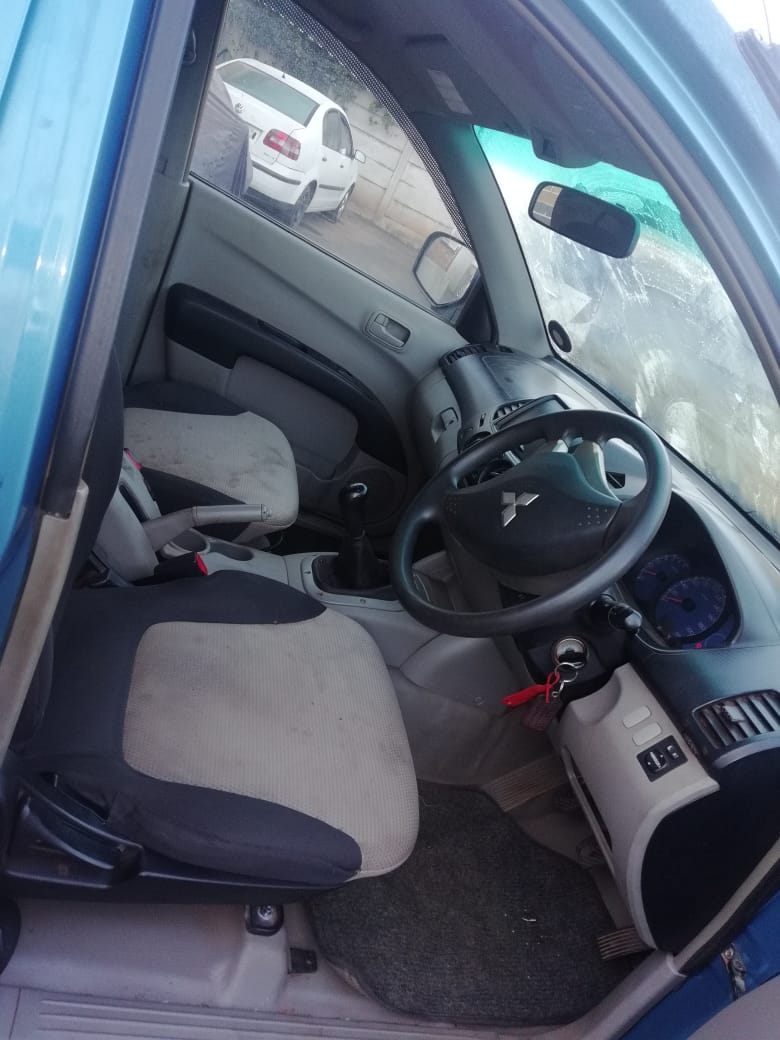 2008 Mitsubishi Triton 2.4 double cab