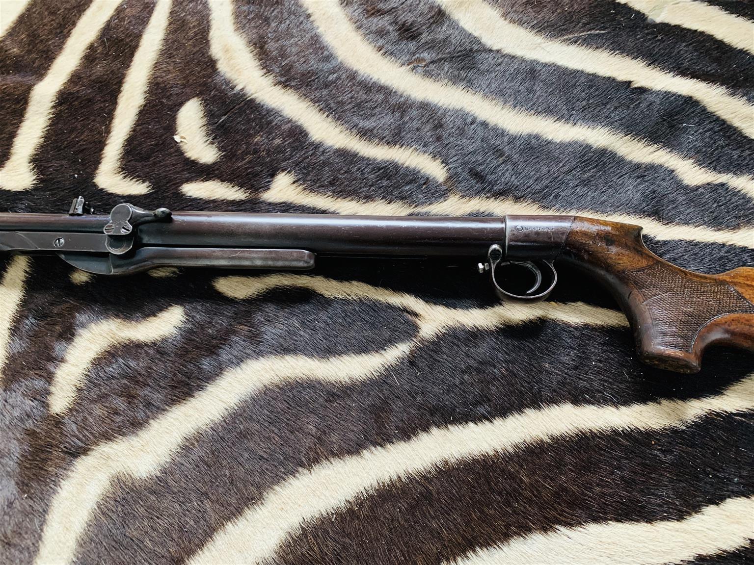 Air rifle Bsa number 2