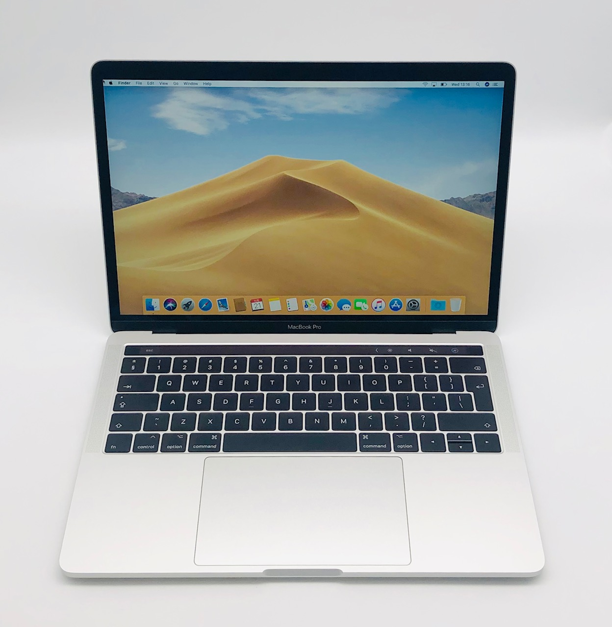Apple MacBook Pro 13-inch 2 9GHz Dual-Core i5 (Touch Bar, 512GB, Silver) -  Pre Owned | Junk Mail