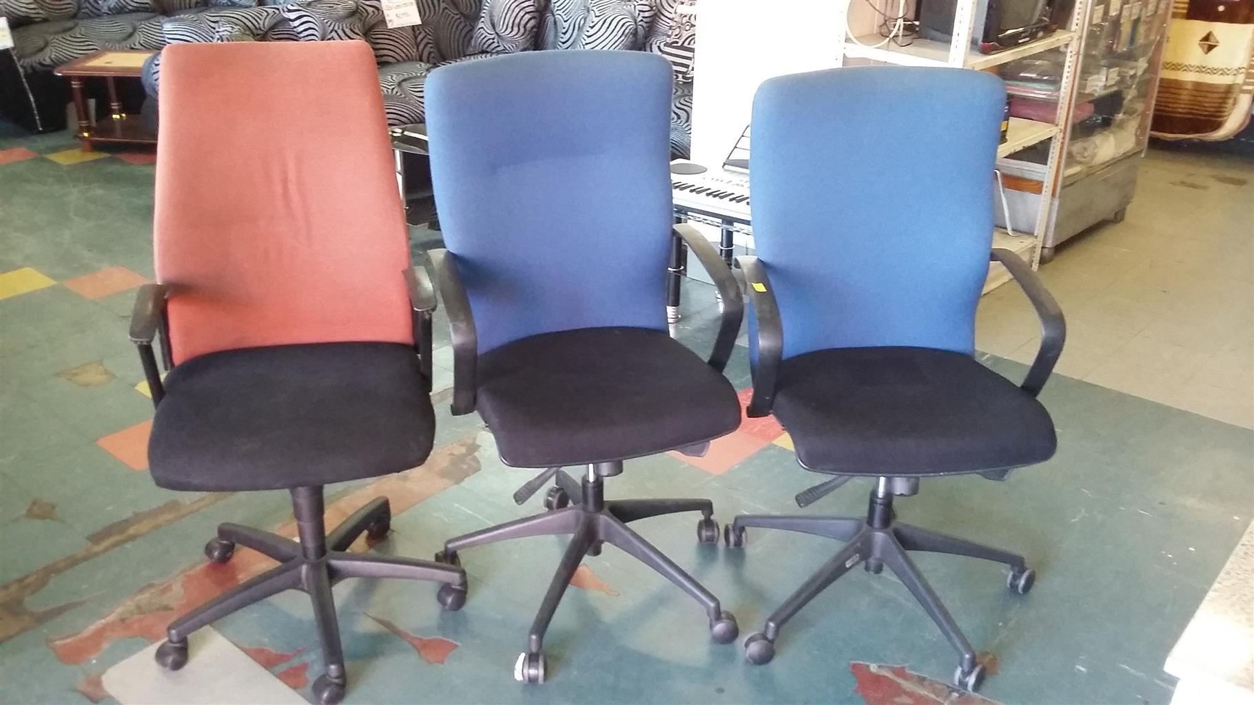 Bargain Office Chairs On Wheels