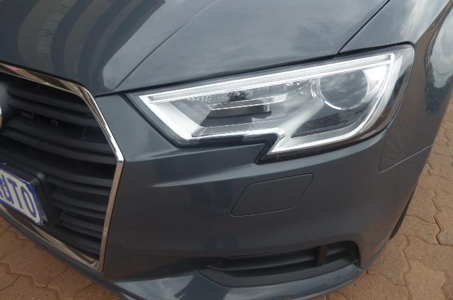 2017 Audi A3 sedan A3 2.0T FSI STRONIC