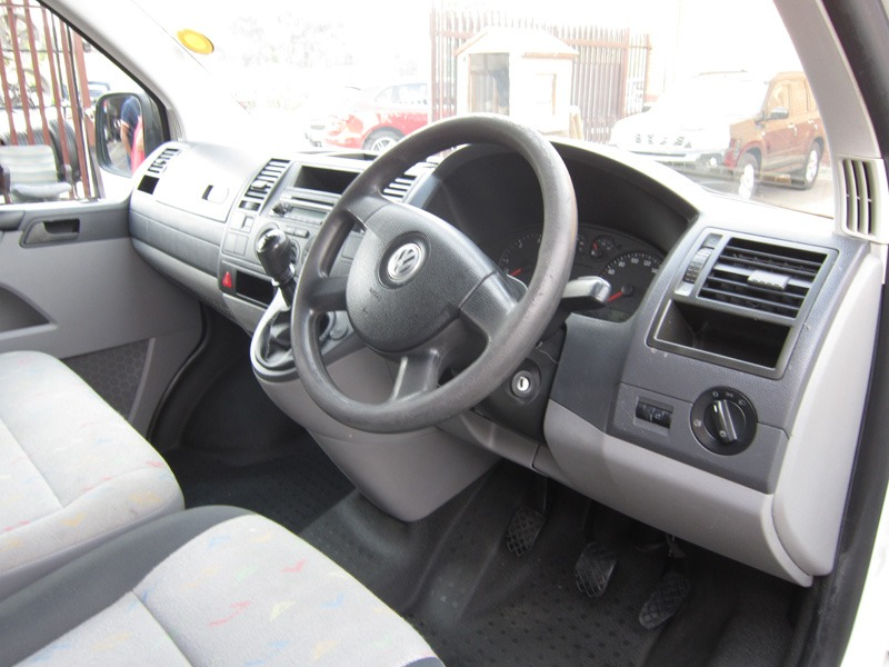 2008 VW Transporter panel van SWB