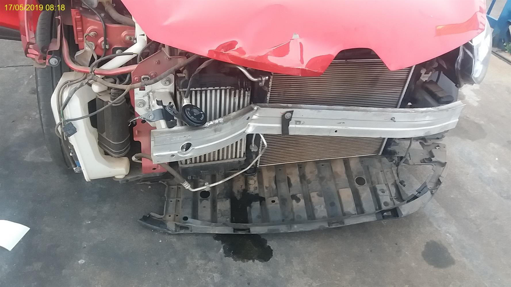 RENAULT CLIO IV CODE 2 Ready for Rebuild