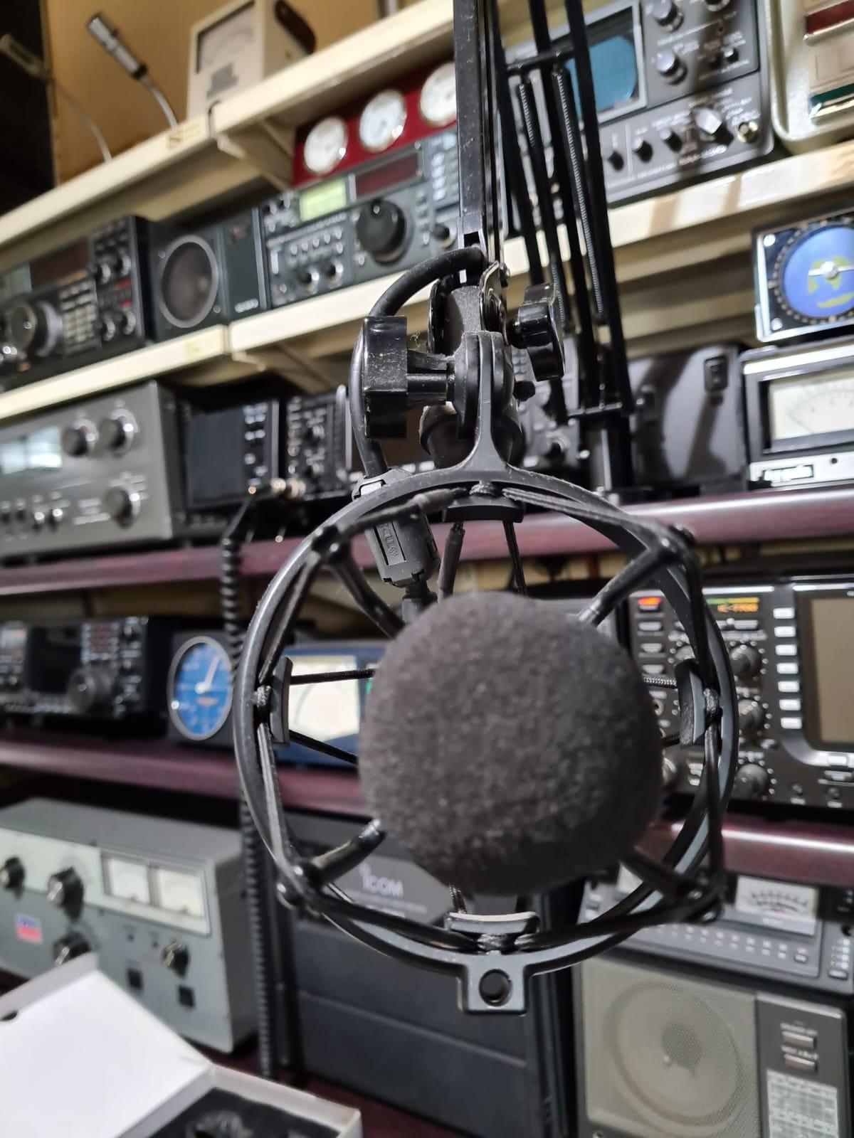 HEIL Microphone- HM-4 Studio Microphone